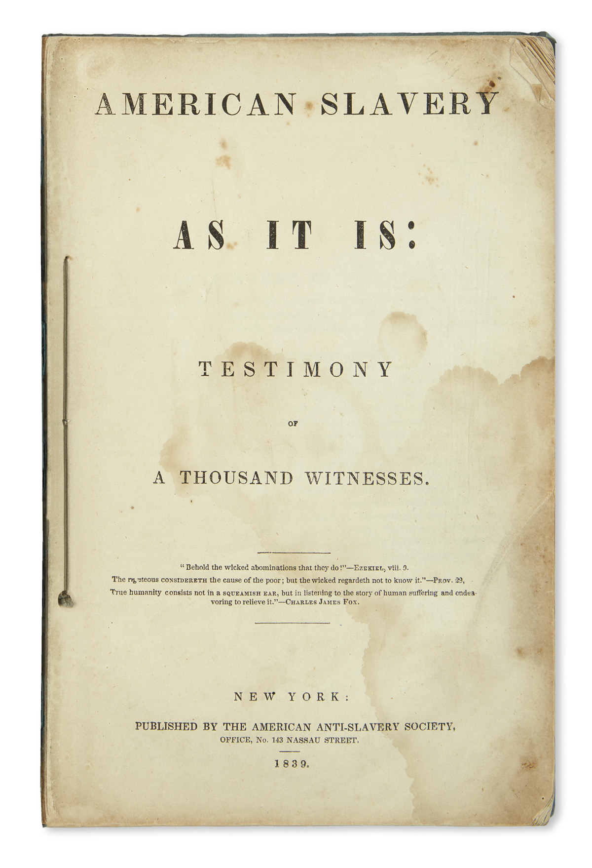 (SLAVERY-AND-ABOLITION)-[Weld-Theodore-D;-editor]-American-S
