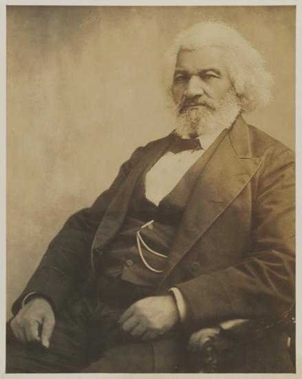 CORNELIUS M. BATTEY (1873 - 1927) Frederick Douglass.