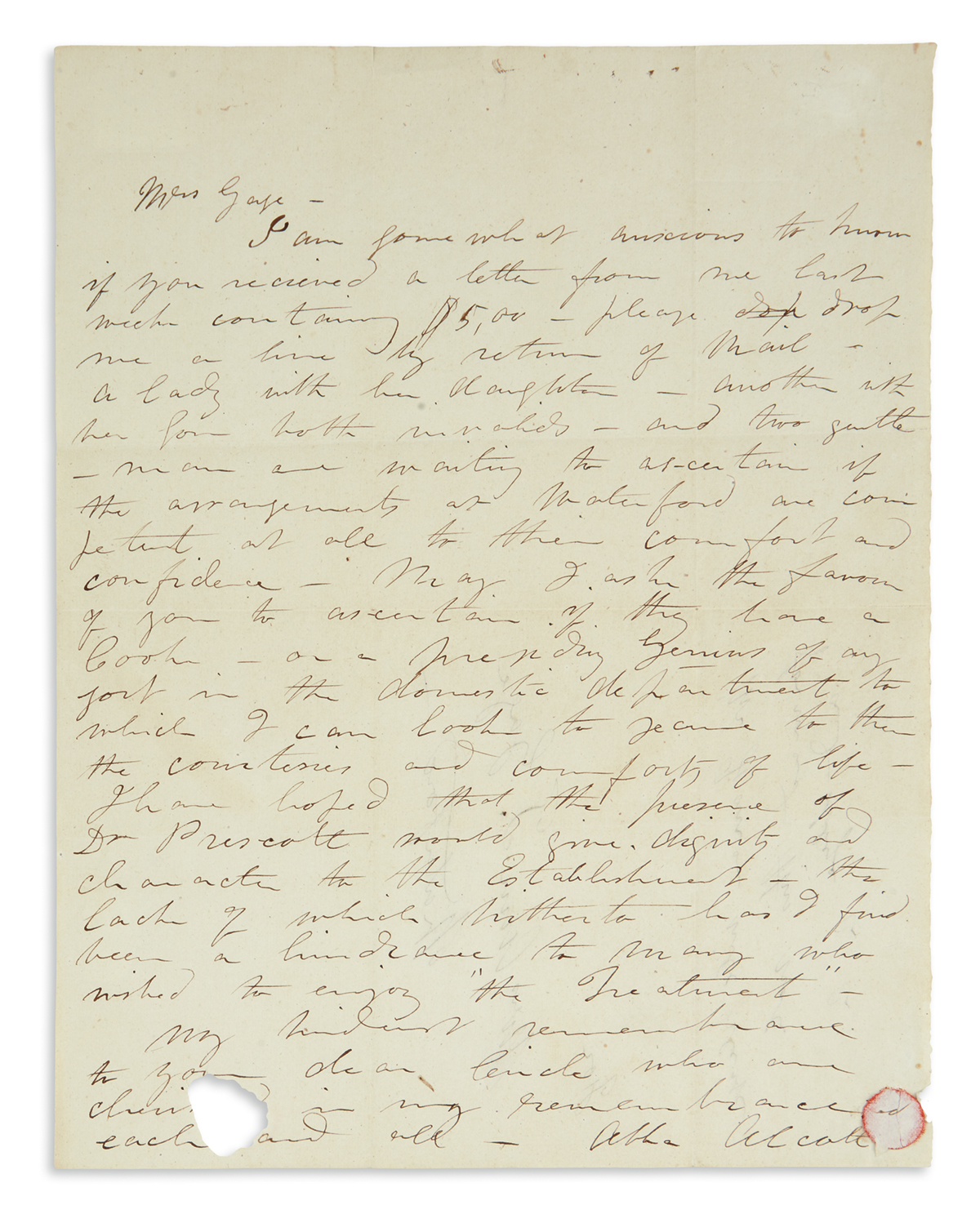 (SUFFRAGISTS.) Group of 5 items Signed, or Signed and Inscribed, by advocates of womens suffrage. Format and co...