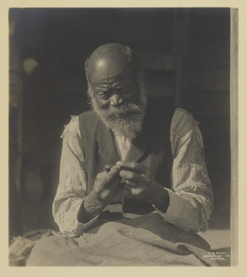 CORNELIUS M. BATTEY (1873 - 1927) The Sharecropper.