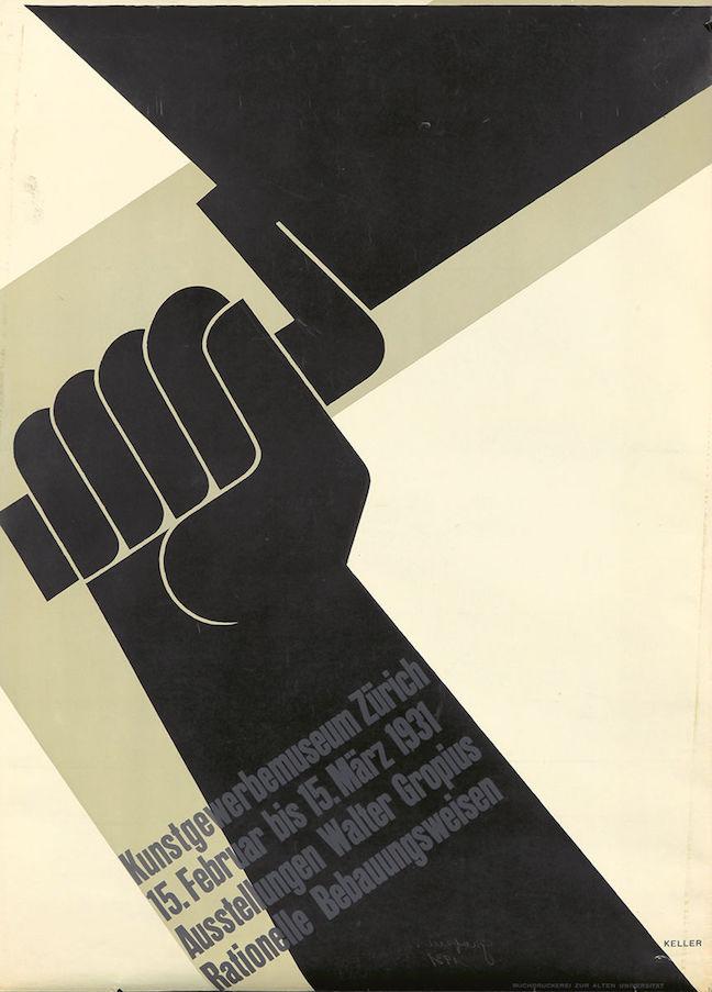 ERNST-KELLER-(1891-1968)-AUSSTELLUNGEN-WALTER-GROPIUS-1931-5
