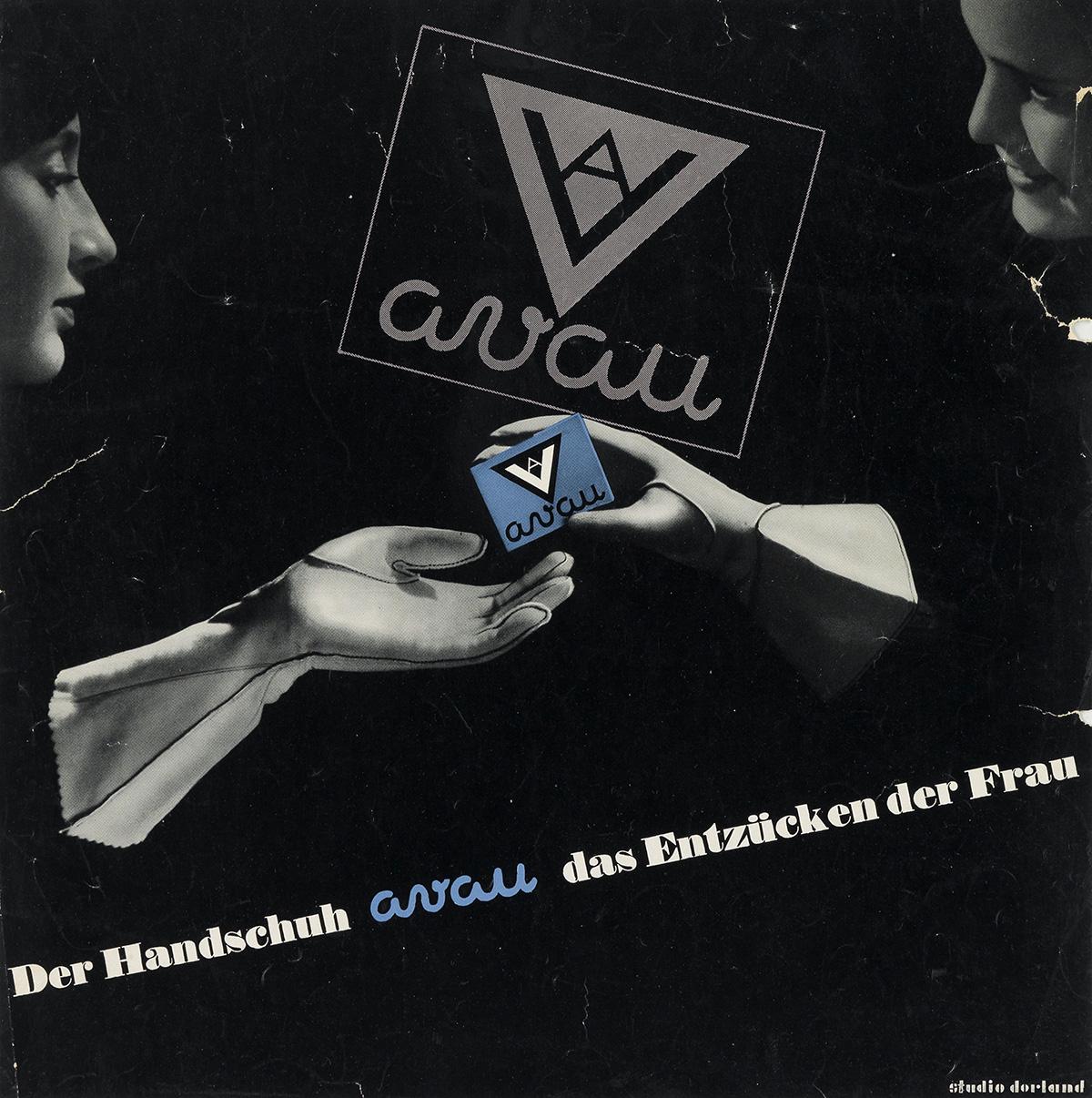 HERBERT-BAYER-(1900-1985)-DER-HANDSCHUH-AVAU-DAS-ENTZÜCKEN-D