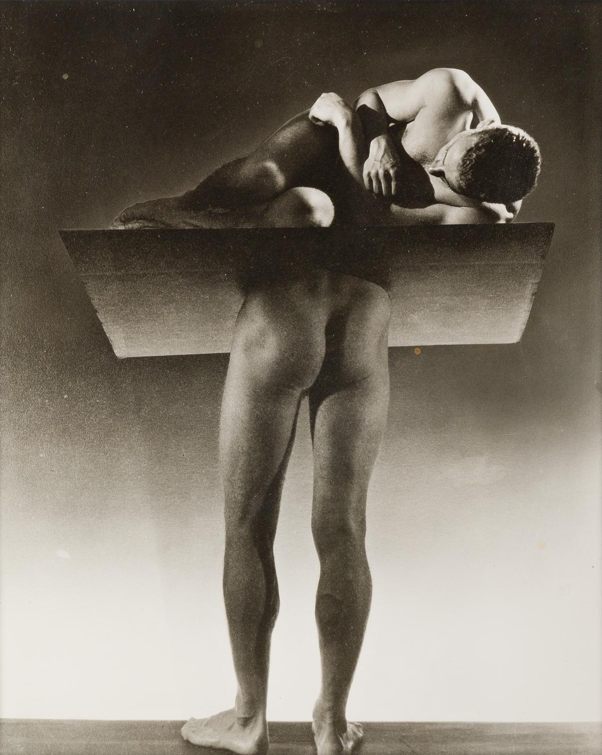 GEORGE-PLATT-LYNES-(1907-1955)-The-Sleepwalker