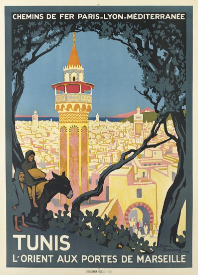 ROGER-BRODERS-(1883-1953)-TUNIS-1920-42x30-inches-108x77-cm-