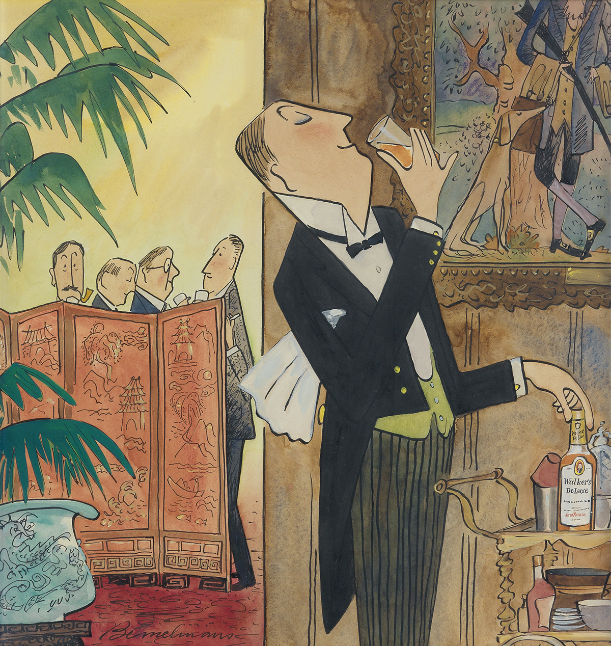 (ADVERTISING)-LUDWIG-BEMELMANS-Agreed-No-whiskey-anywhere-is