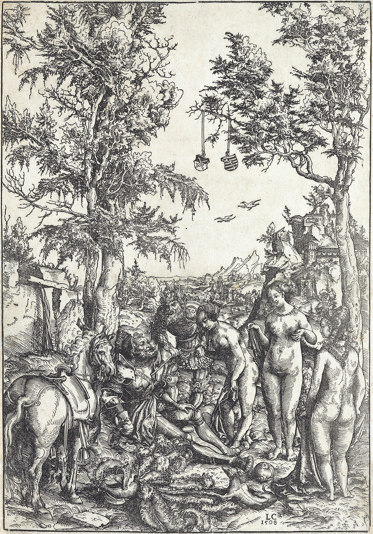 LUCAS-CRANACH-The-Judgment-of-Paris