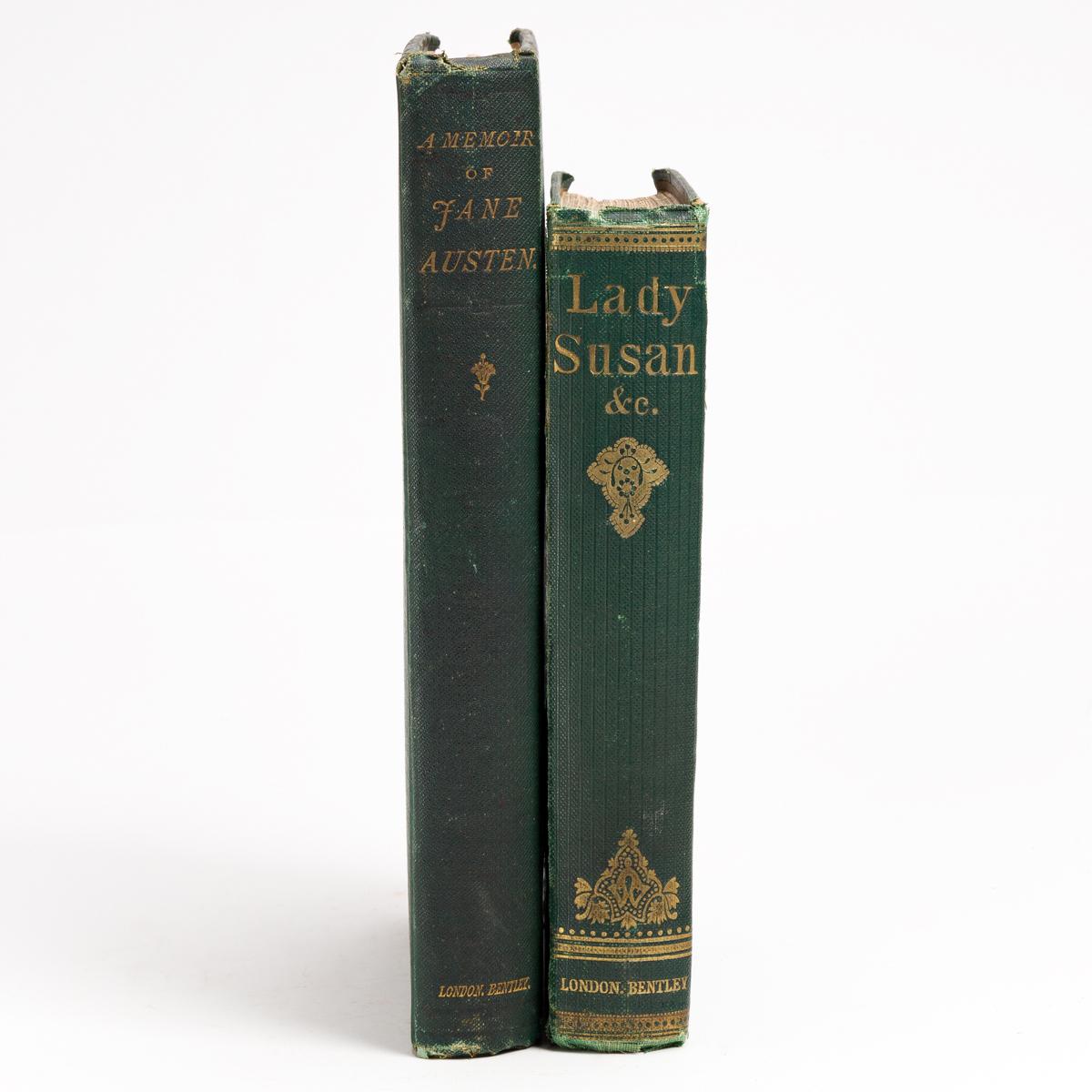 AUSTEN-LEIGH, J.E. A Memoir of Jane Austen by her Nephew.