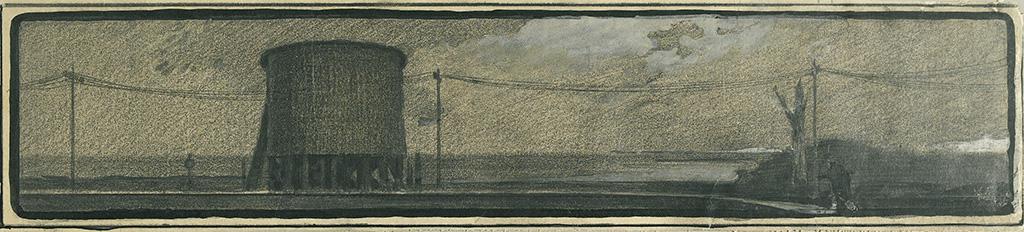 ERNEST-LEONARD-BLUMENSCHEIN-Group-of-4-illustrations-of-stee