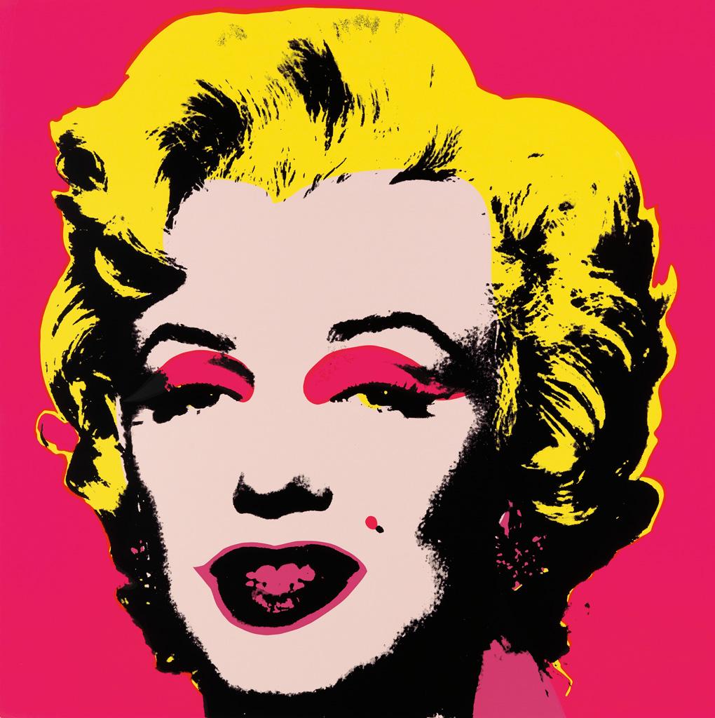 ANDY-WARHOL-(after)-Marilyn-Portfolio