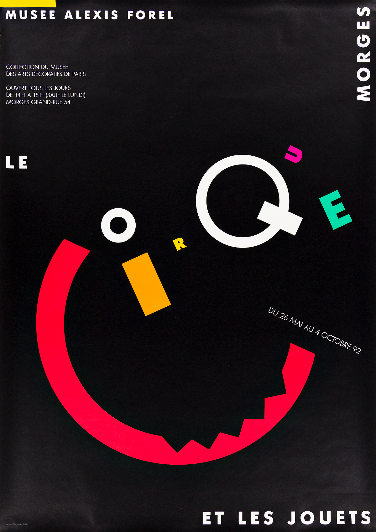 VARIOUS-ARTISTS-[SWISS-EXHIBITION--PERFORMANCE]-Group-of-4-p