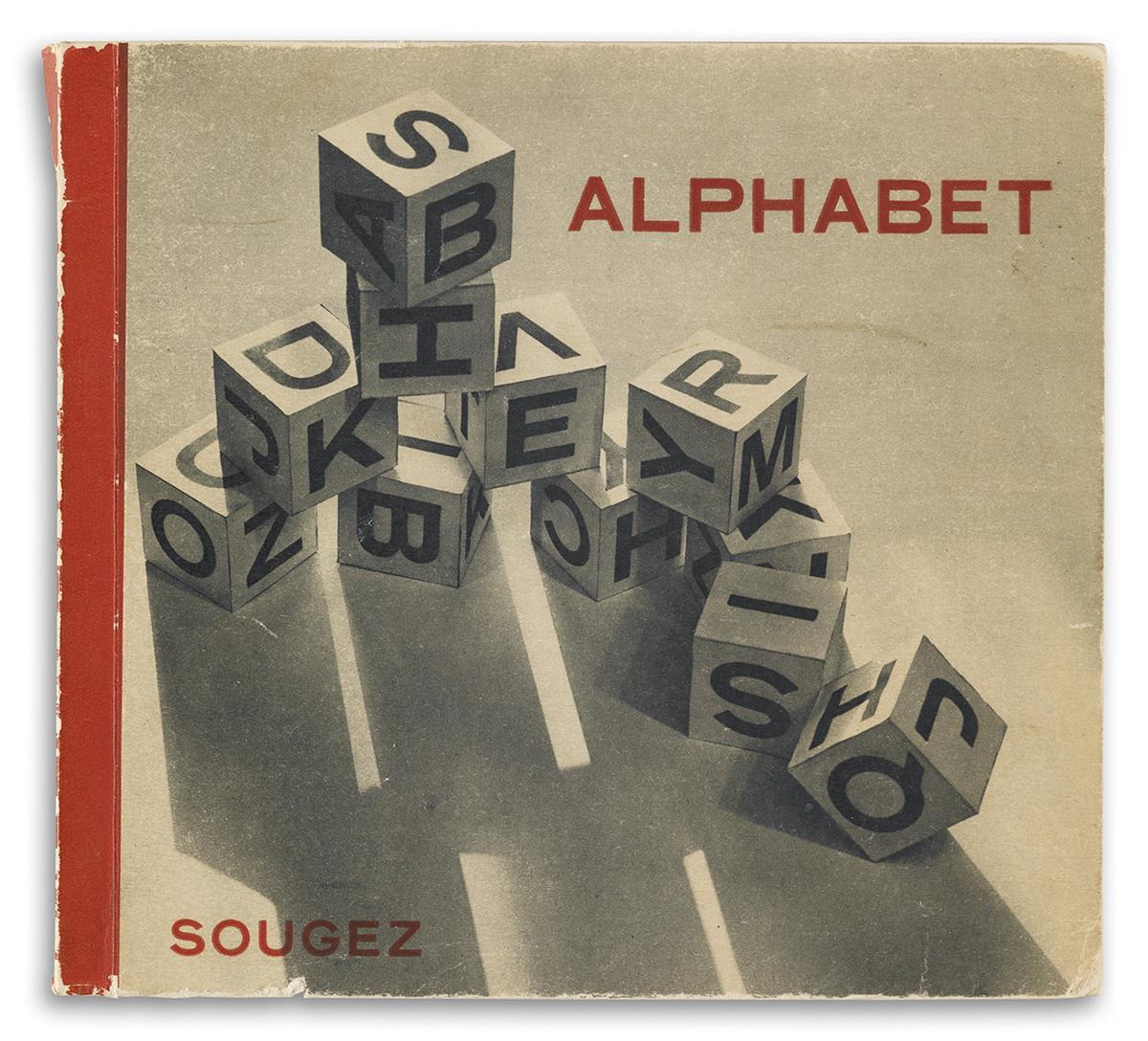 LOUIS-VICTOR-EMMANUEL-SOUGEZ-(1889-1972)-ALPHABET-Book-1932-