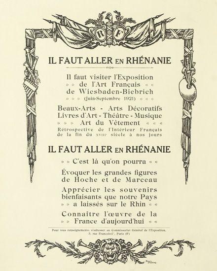 ROGER-BRODERS-(1883-1953)-IL-FAUT-ALLER-EN-RHENANIE-1921-21x