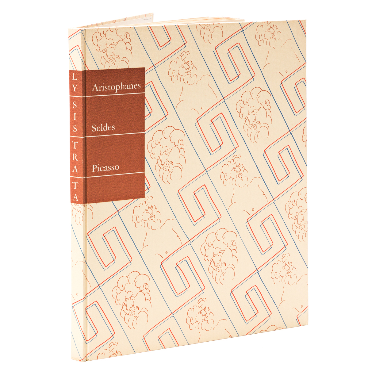 (LIMITED EDITIONS CLUB.) Picasso, Pablo and Aristophanes. Lysistrata: A New Version by Gilbert Seldes.
