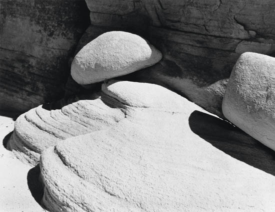 WHITE-MINOR-(1908-1976)-Untitled-(rock-and-sand)