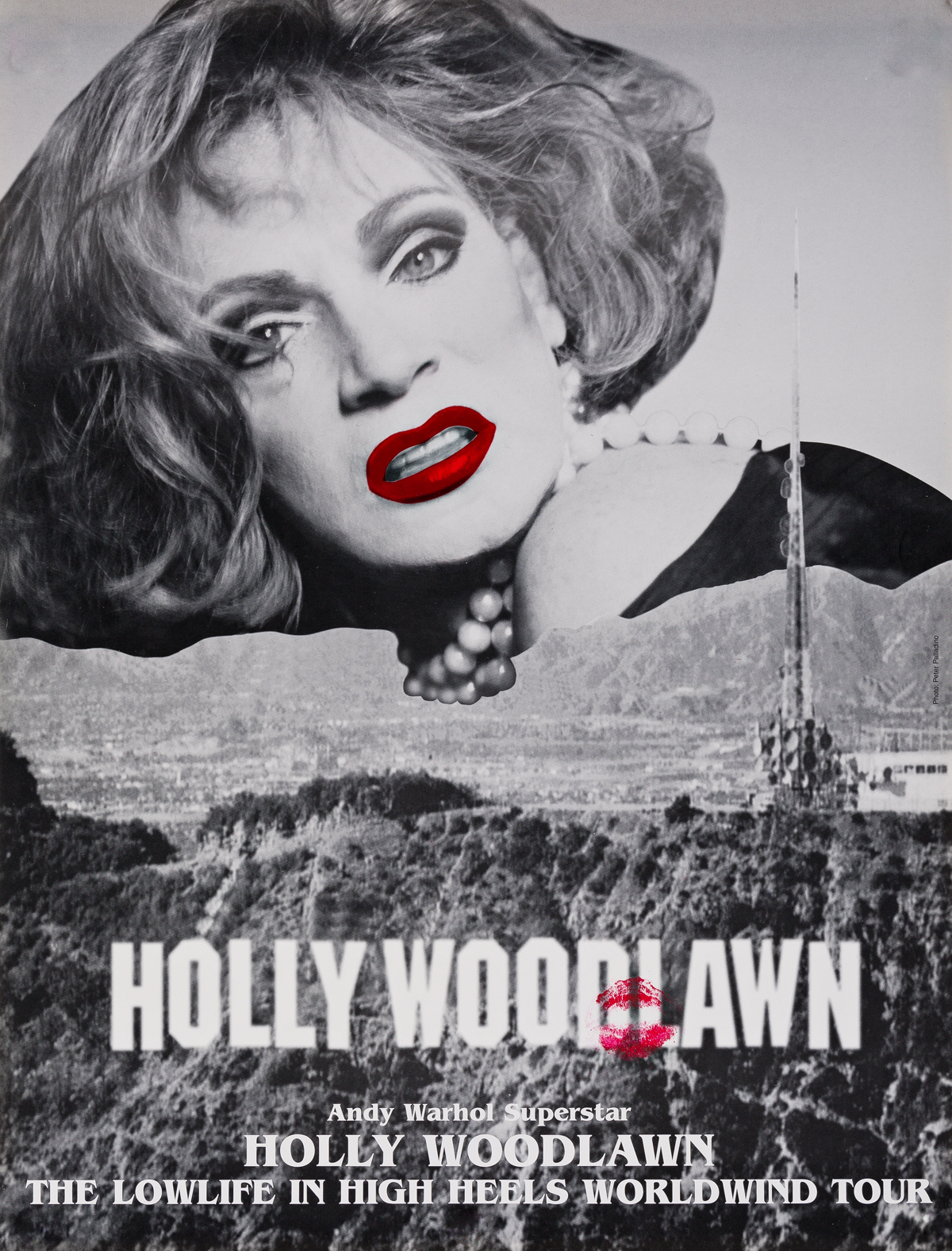PETER-PALLADINO-(1952-)-Holly-Woodlawn--The-Lowlife-in-High-