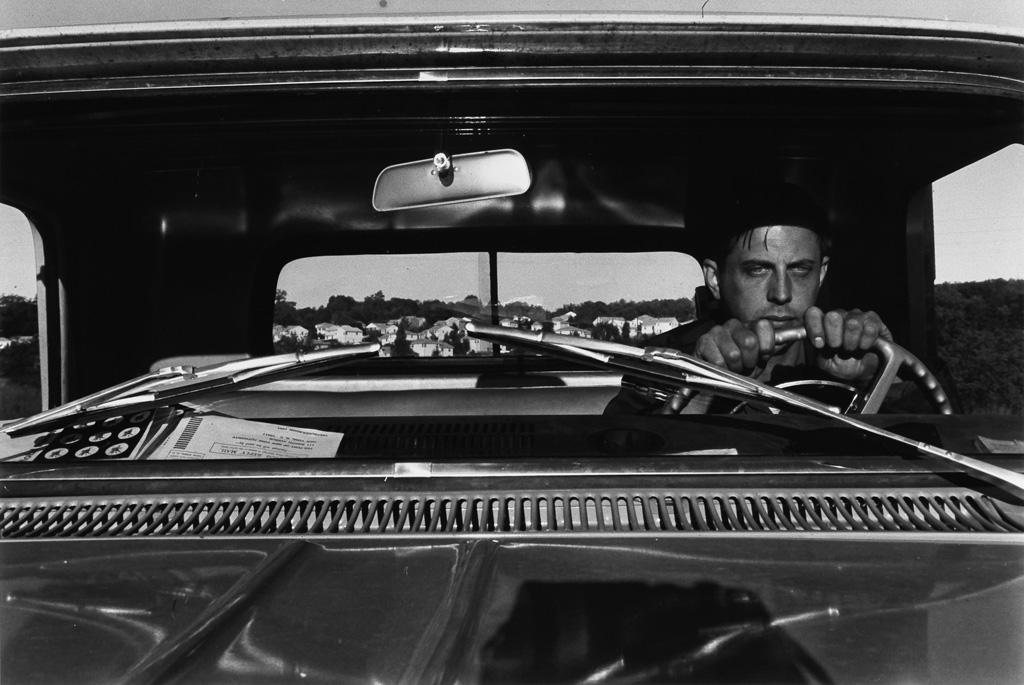 LEE FRIEDLANDER (1934- ) Haverstraw, New York.