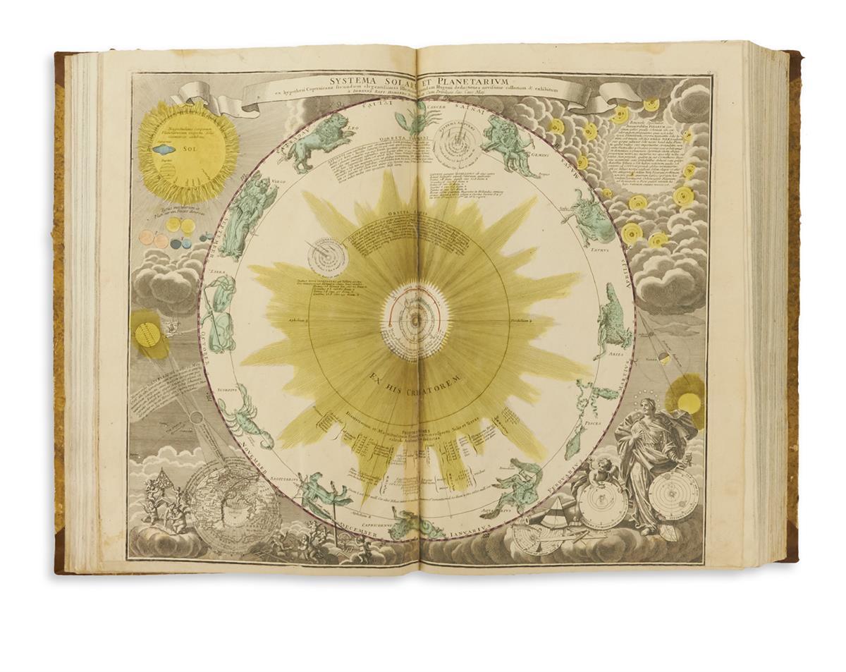 HOMANN-JOHANN-BAPTIST;-and-HEIRS-Atlas-Mapparum-Geographicar