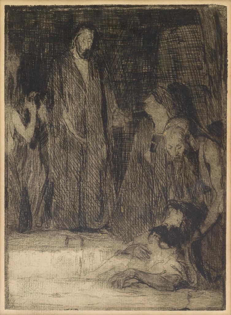 HENRY-OSSAWA-TANNER-(1859---1937)-Raising-of-Lazarus