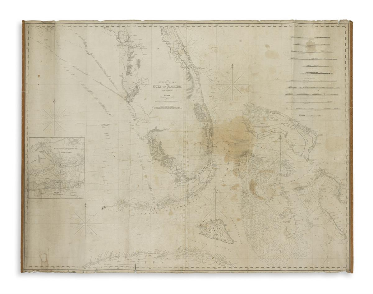 (BLUEBACK-CHARTS)-Blunt-Edmund-The-Bahama-Banks-and-Gulf-of-