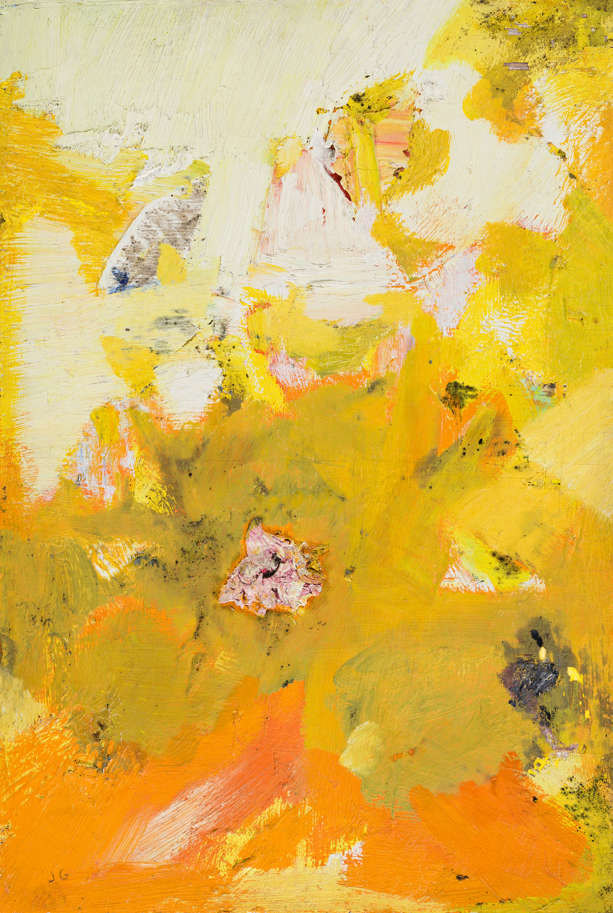 JOHN GRILLO (1917 - 2014, AMERICAN) Untitled, (#373).
