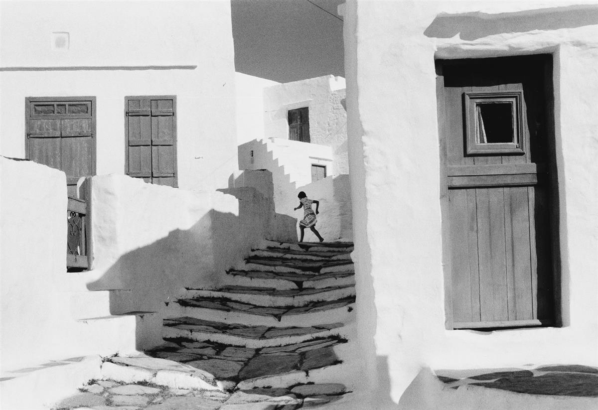 HENRI-CARTIER-BRESSON-(1908-2004)-Siphnos-Greece