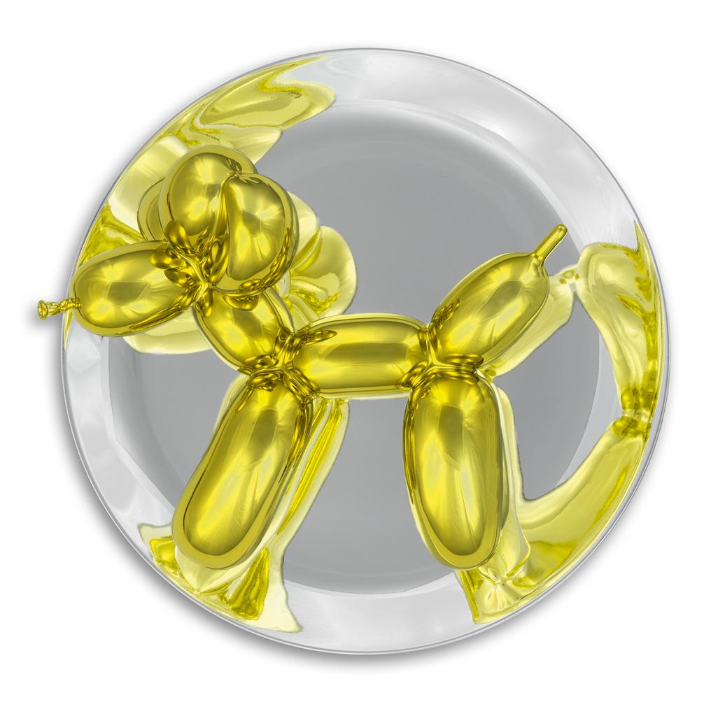 JEFF-KOONS-Balloon-Dog-(Yellow)