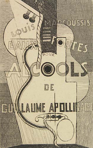 (MARCOUSSIS-LOUIS)-Apollinaire-Guillaume-Alcools