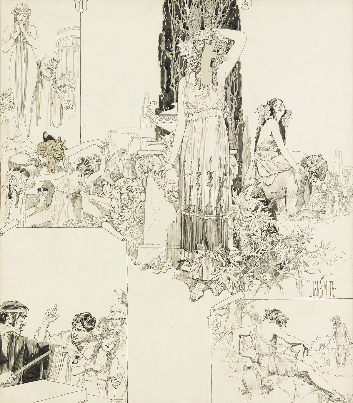 DAN-SMITH-(FAIRY-TALES--FABLES)-Helen-in-Search-of-a-Charmin