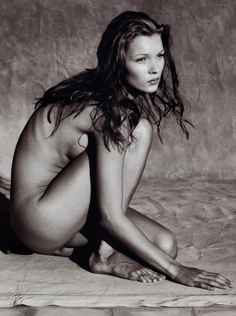 ALBERT WATSON (1942- ) Kate Moss, Marrakech.