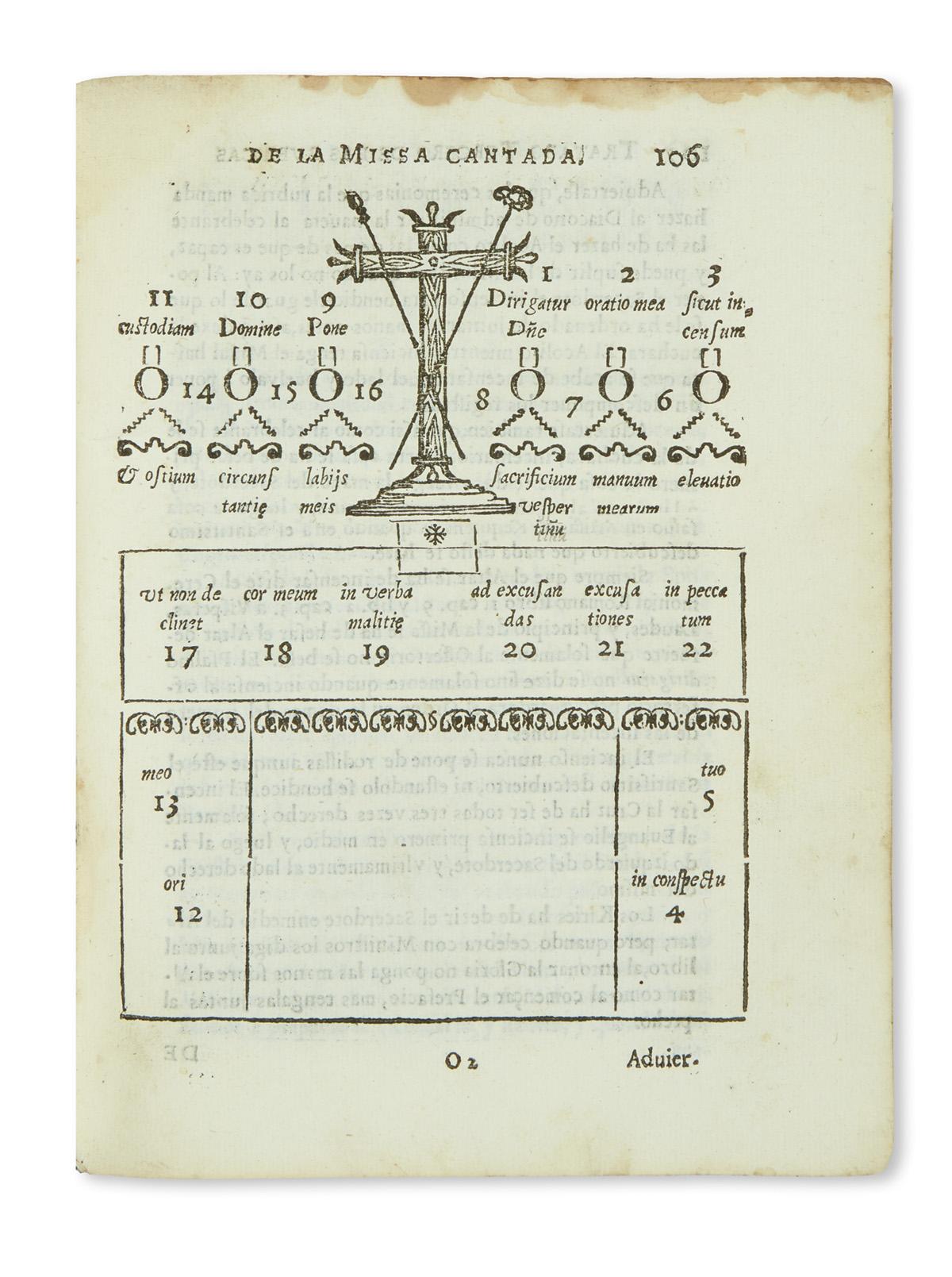 (MEXICAN-IMPRINT--1660)-Santo-Tomás-Diego-de-Ceremonial-y-ma