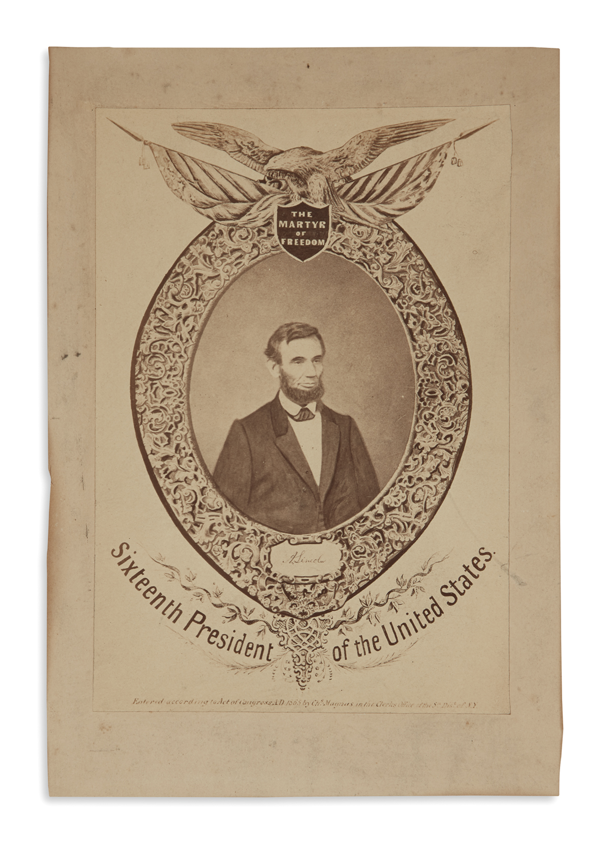 (PHOTOGRAPHY)-The-Martyr-of-Freedom-A-Lincoln-Sixteenth-Pres