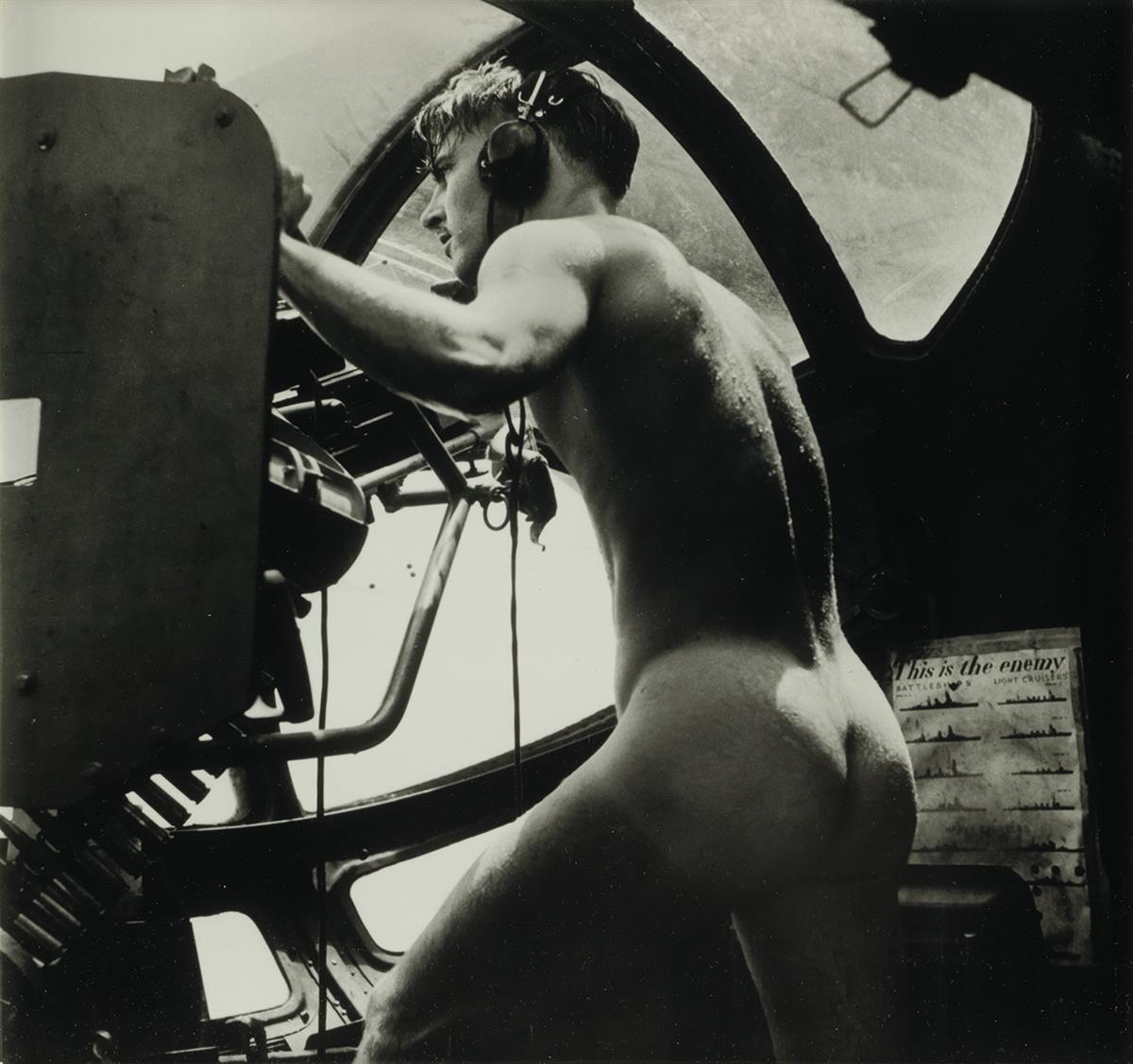 HORACE-BRISTOL-(1909-1997)-PBY-Blister-Gunner-Rescue-at-Raba