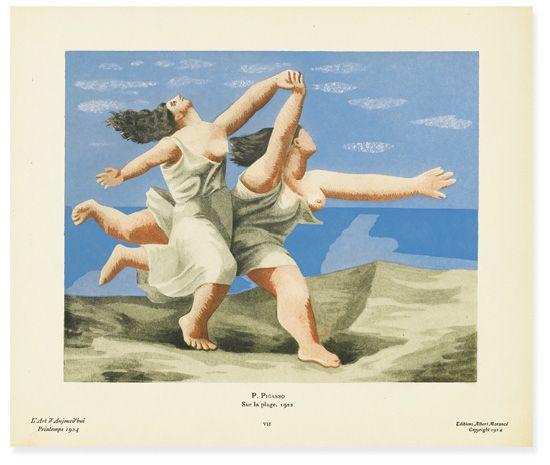 (ART JOURNALS.) Morancé, Albert; publisher. L''Art d''Aujourd''hui.