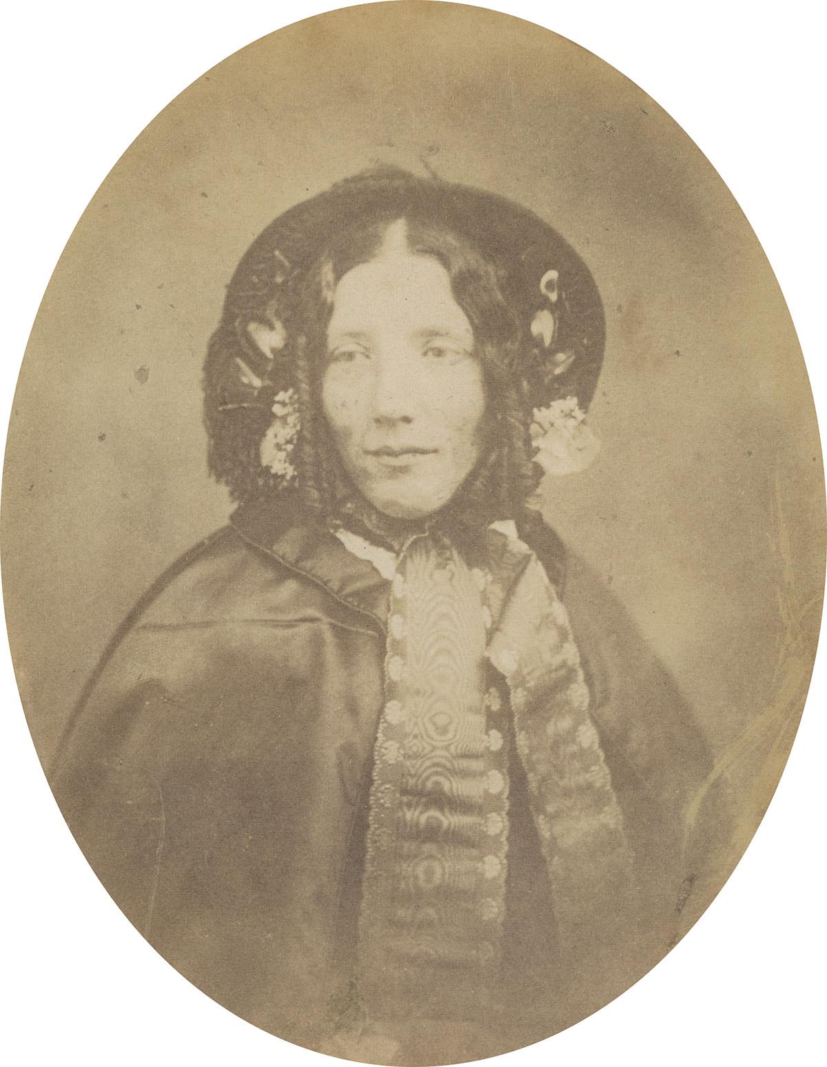 JOHN WHIPPLE (1822-1891) Harriet Beecher Stowe.