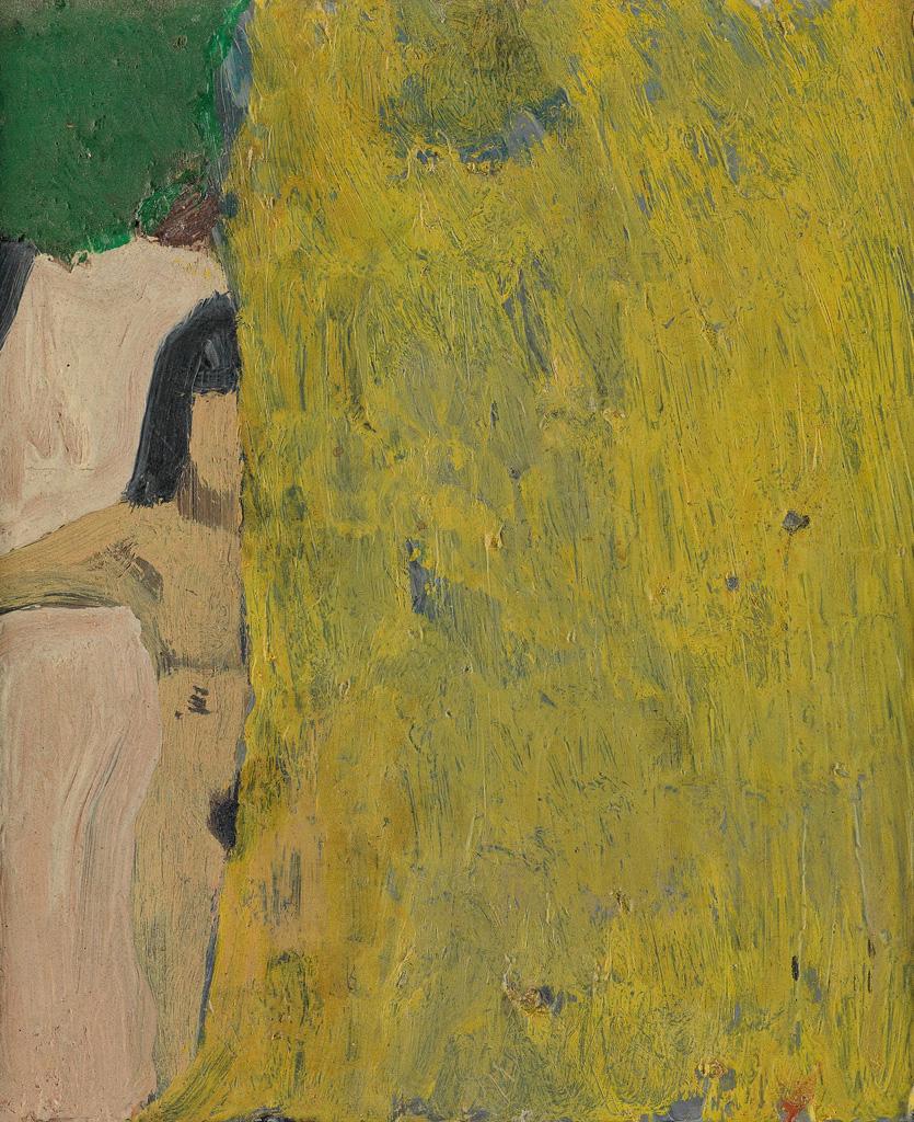 BOB THOMPSON (1937 - 1966) Yellow Light.