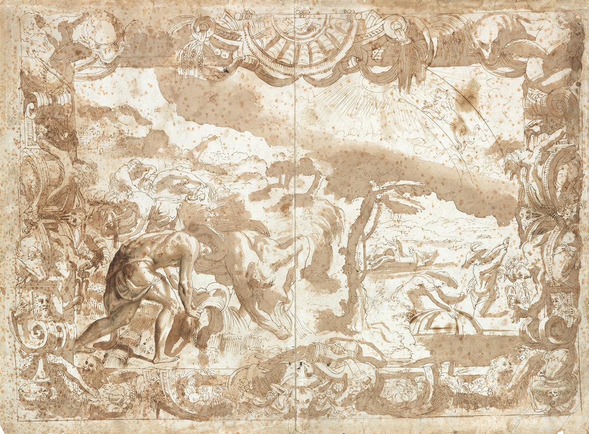 FRANCESCO-DE-ROSSI-IL-SALVIATI-(FOLLOWER-OF)-(Florence-1510-