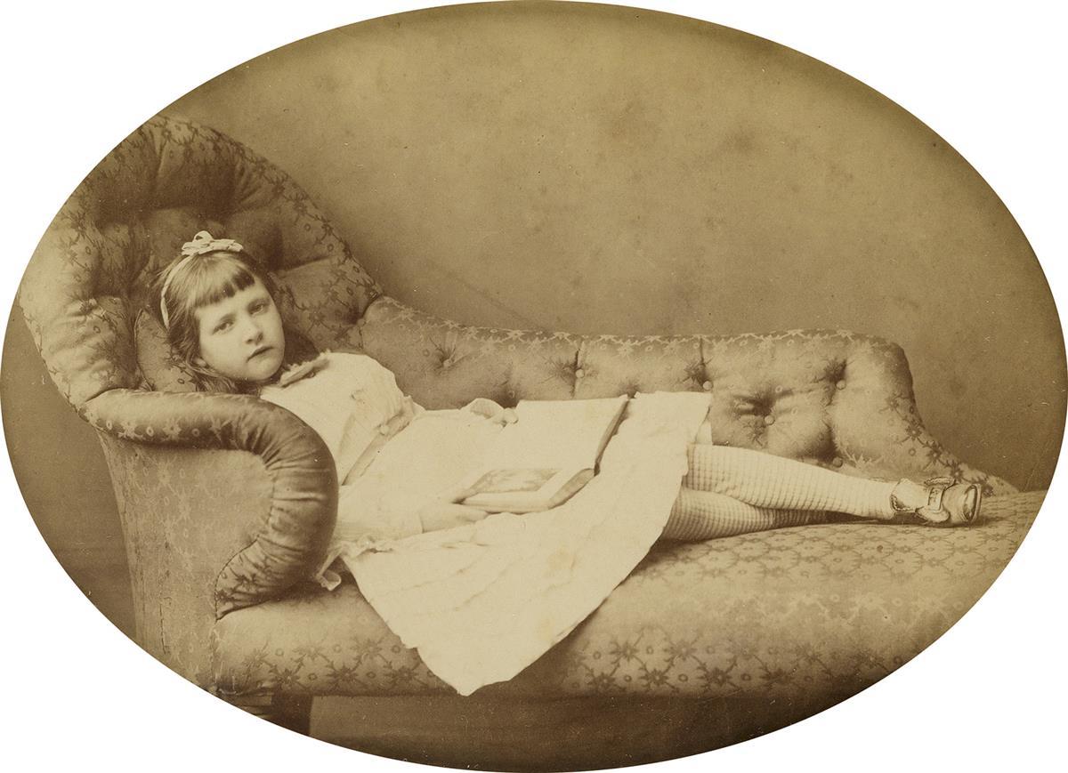 LEWIS CARROLL (1832-1898) Xie Kitchen.
