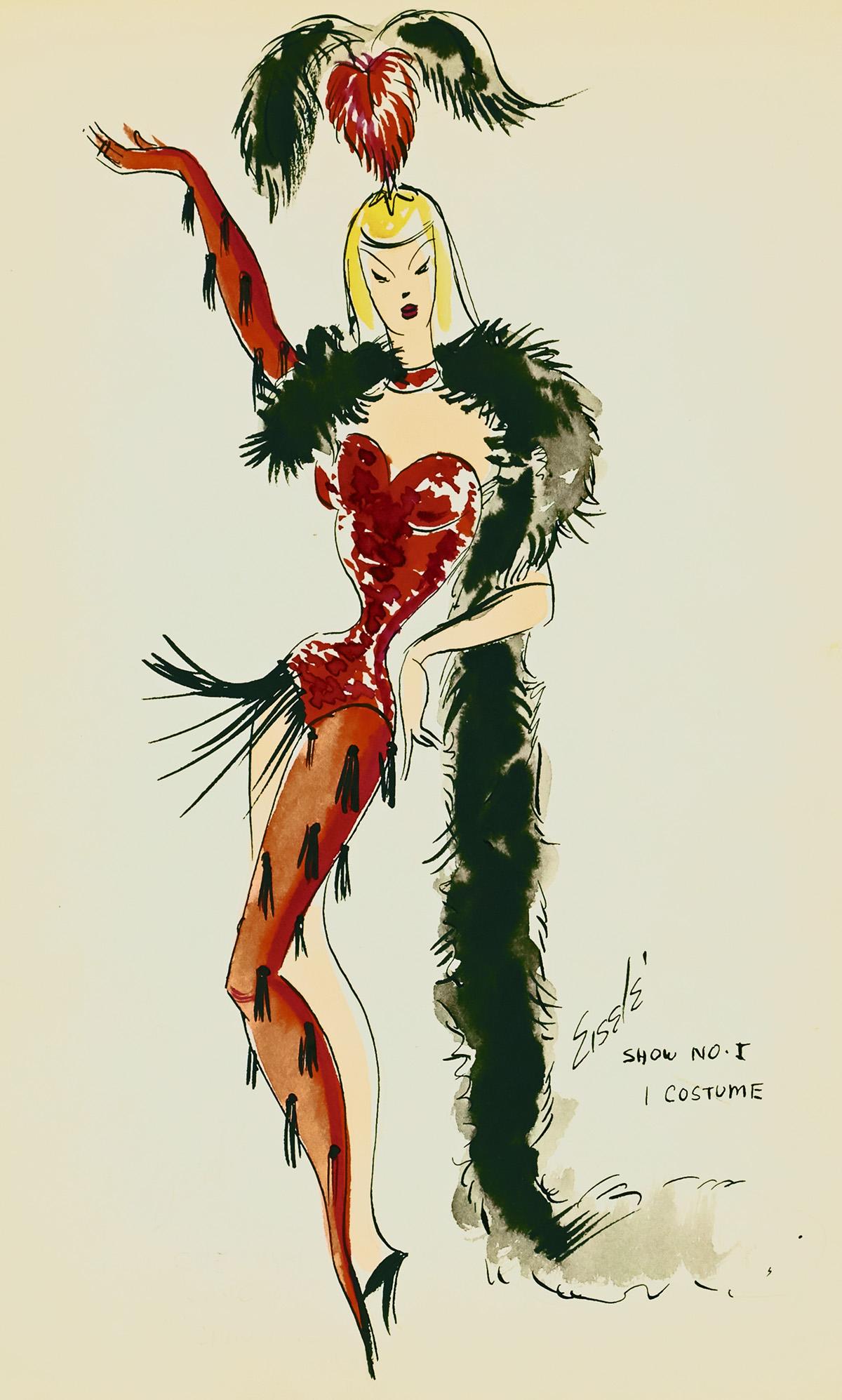 LOU-EISELE-The-Jackie-Gleason-Show-American-Scene-Magazine-[