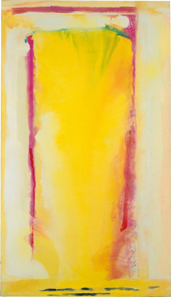 FRANK BOWLING (1936 -   ) Morning Light.