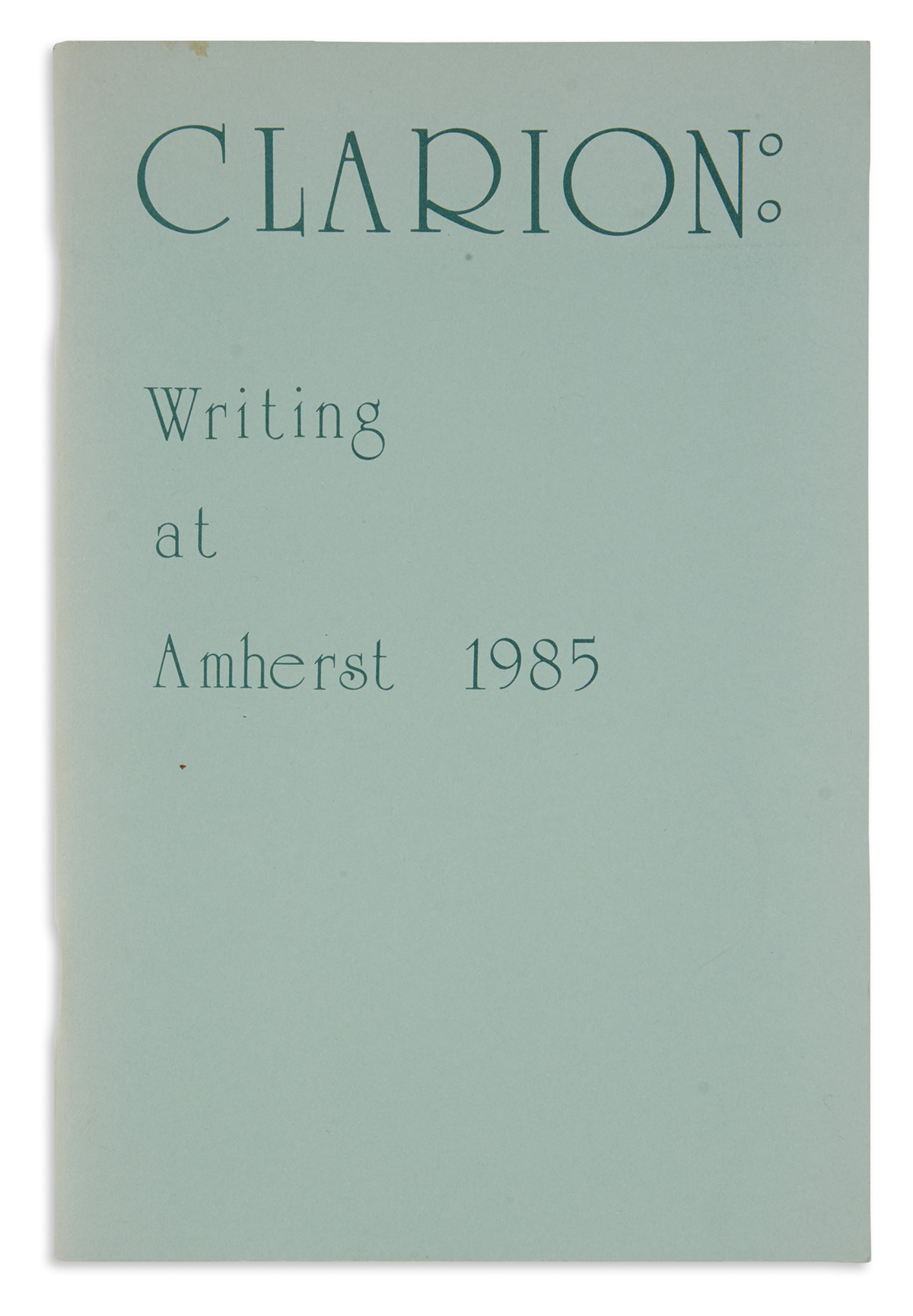 WALLACE-DAVID-FOSTER-Mr-Costigan-in-May-[in]-Clarion-Writing