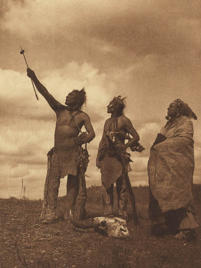 CURTIS-EDWARD-S-The-North-American-Indian-[Prospectus]