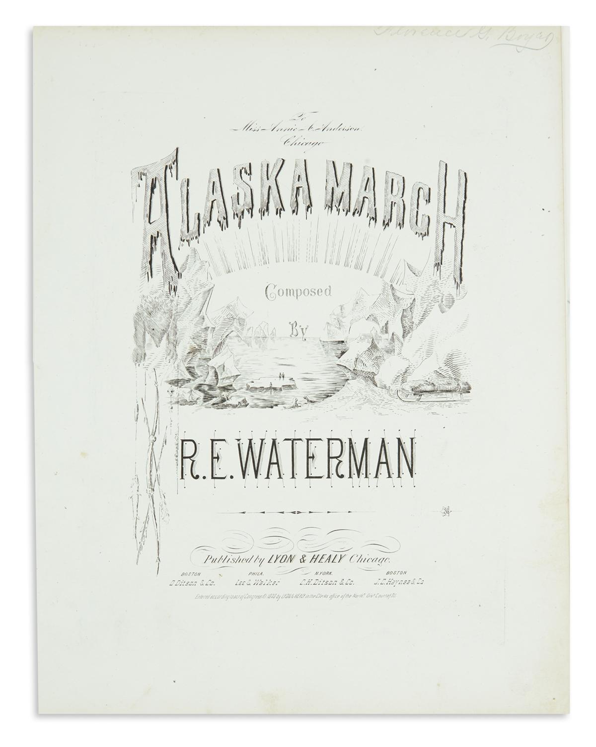 (ALASKA)-Waterman-RE-The-Alaska-March