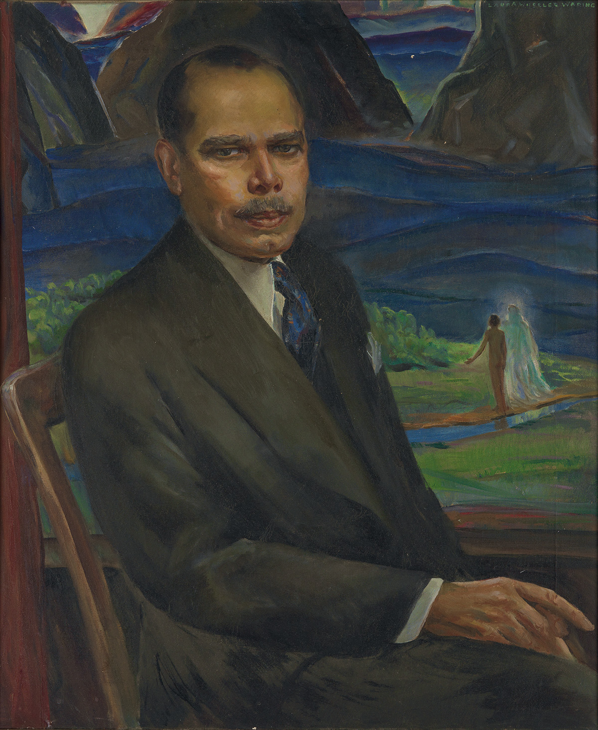 LAURA WHEELER WARING (1887 - 1948) James Weldon Johnson.