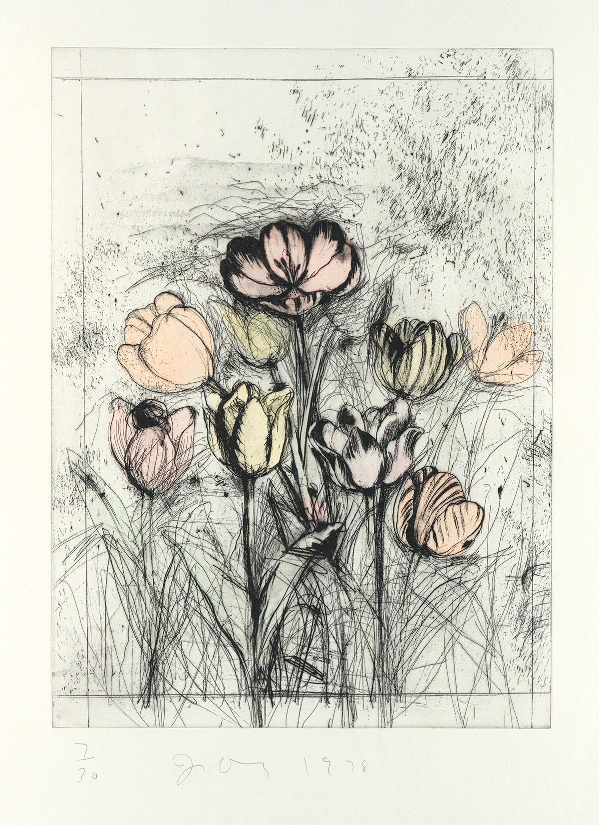 JIM-DINE-Tulips
