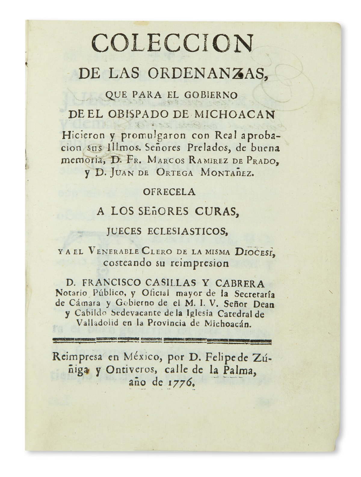 (MEXICAN-IMPRINT--1776)-Ramirez-de-Prado-Marcos;-and-Juan-de