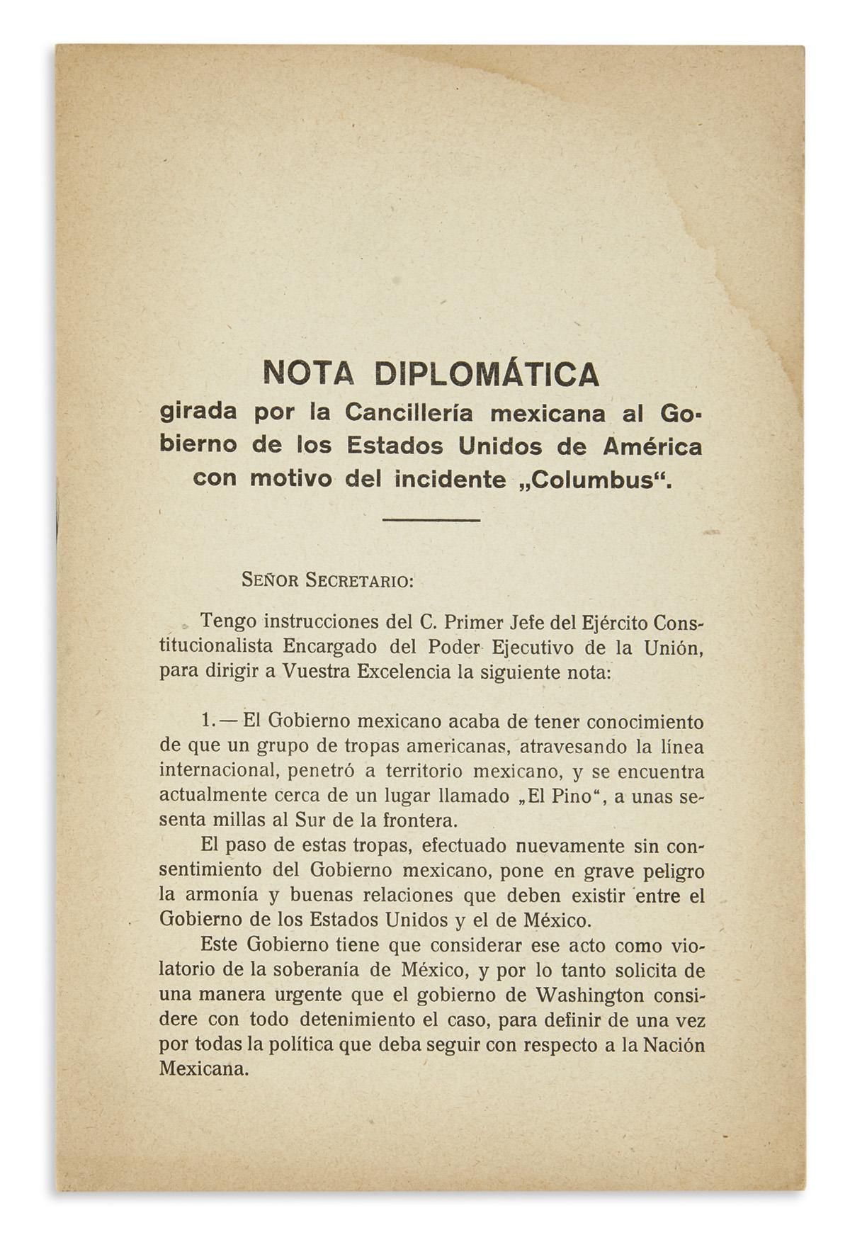 (MEXICO)-Nota-diplomática-girada-por-la-Cancillería-Mexicana
