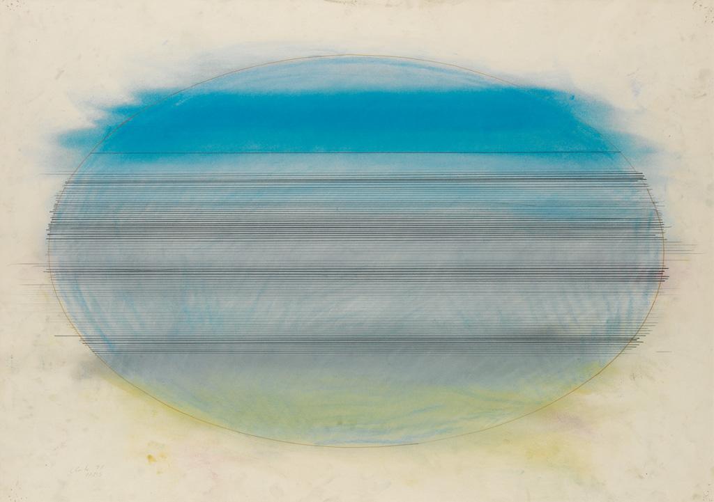 ED CLARK (1926 -   ) Untitled.
