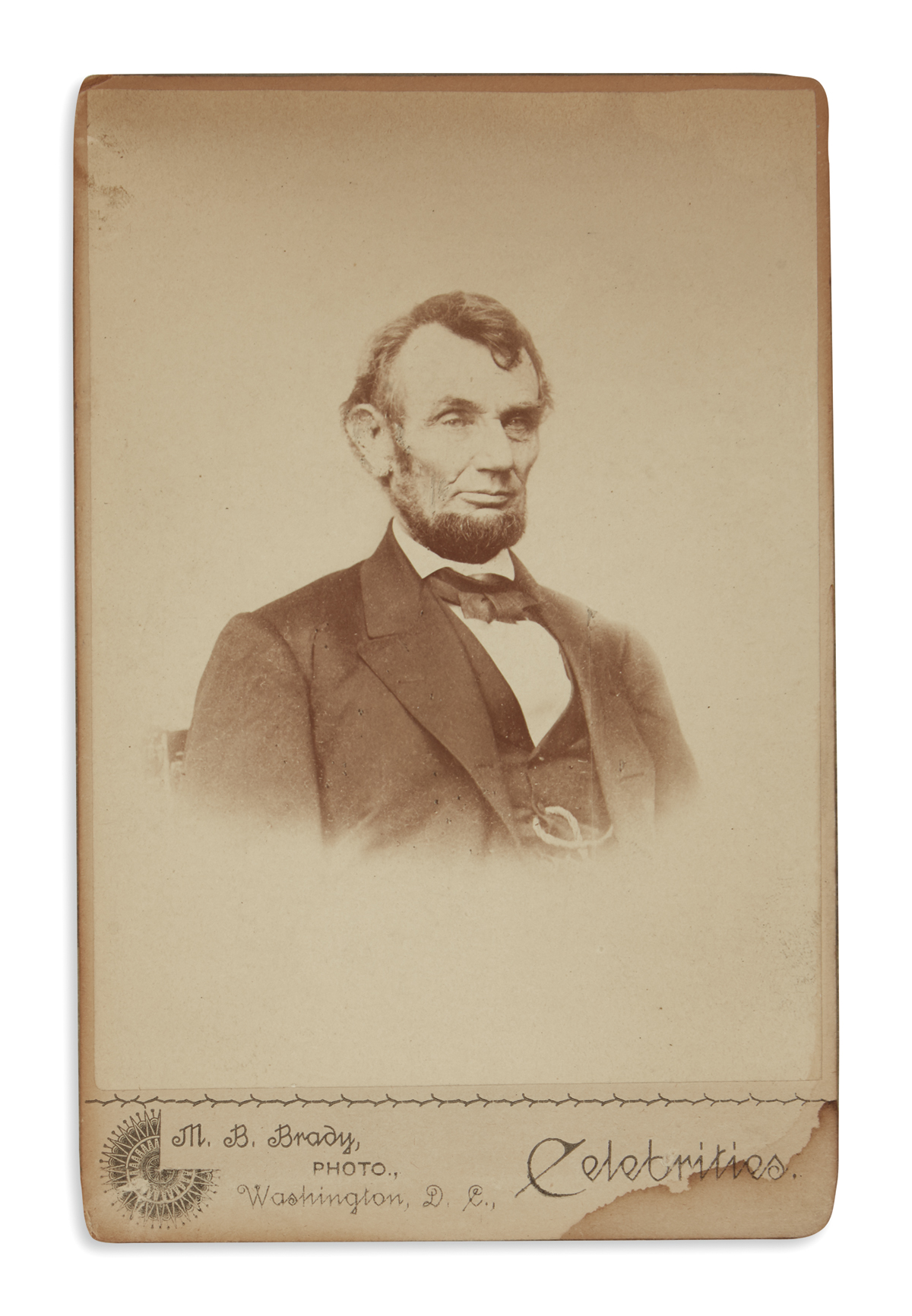 (PHOTOGRAPHY)-Group-of-10-photographs-of-Lincoln-and-related