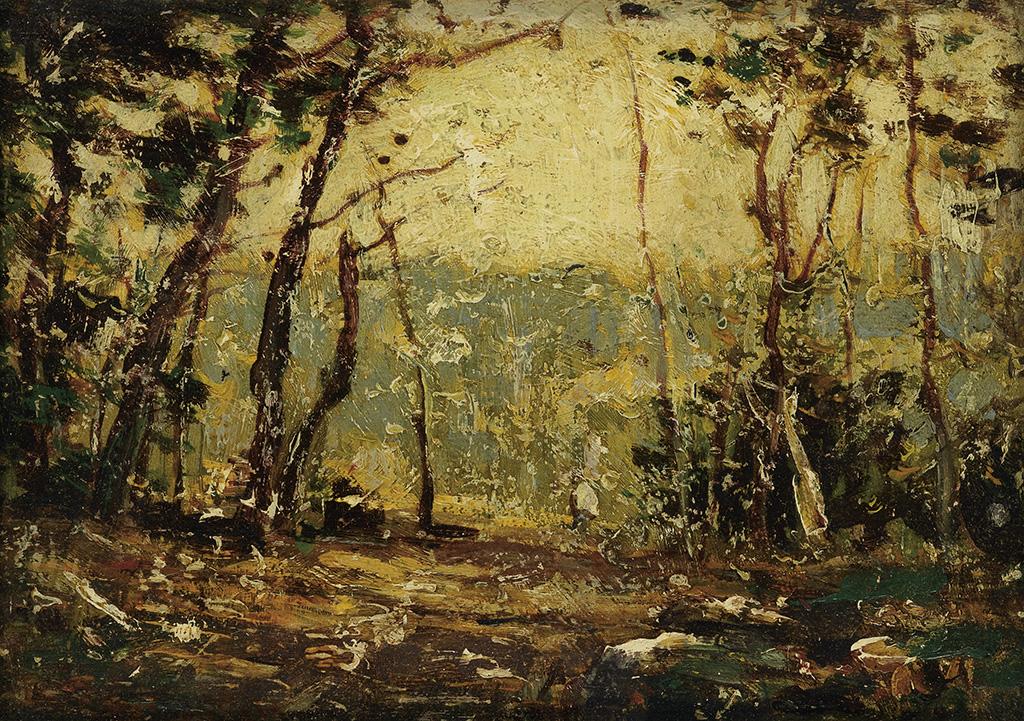 RALPH-BLAKELOCK-Woods-Edge