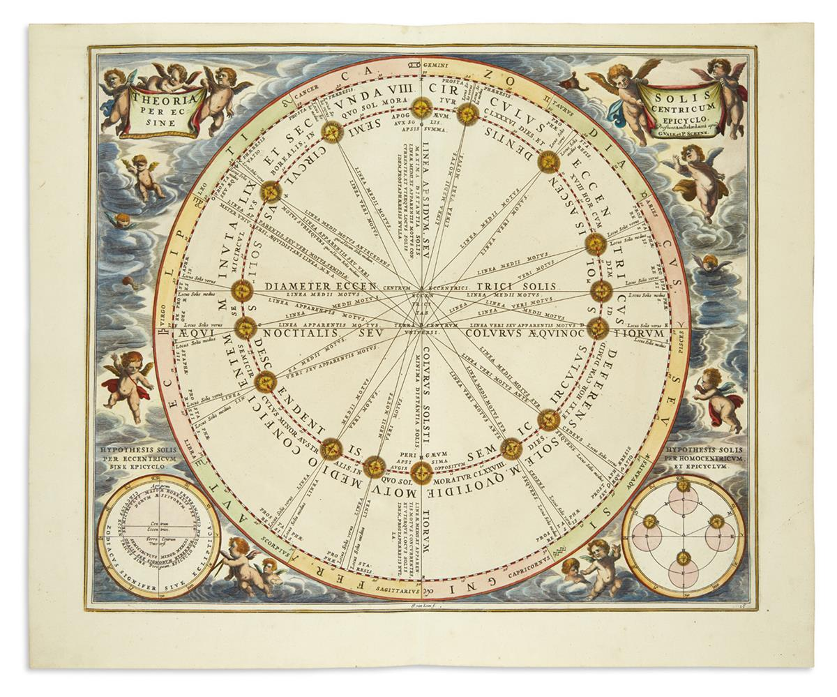 (CELESTIAL)-Cellarius-Andreas-Group-of-3-hand-colored-double